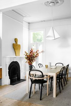 // Park Street - Interior design by Fiona Lynch. Photography by Brooke Holm. Styling by Marsha Golmec