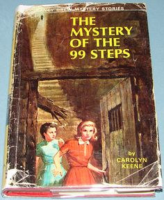 I loved reading these books on the front screened-in porch during the hot lazy days of summer when I was about 9 and 10