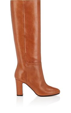 Aquazzura Brera Leather Knee Boots - Boots - 505361584
