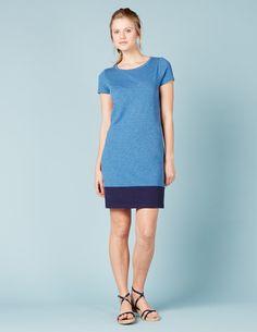 Slub T-shirt Dress WW016 Day Dresses at Boden