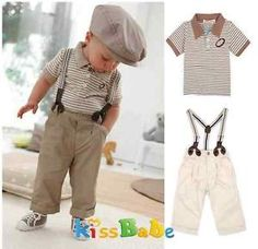baby boy clothes- and I thought only little girls' had the sweetest outfits!