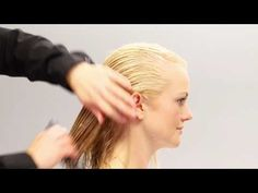 Boost volume in fine hair with these step-by-step techniques by Aveda's Global Creative Director, Antoinette Beenders. #Aveda #hairstyles #howto