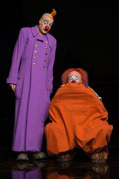New Clowns Bring Big Laughs to La Nouba by Cirque du Soleil at Walt Disney World Resort  #PabloBermejo
