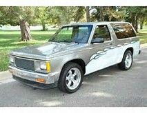 1986 Chevy S10 Blazer Custom - Bing Images S10 Truck, Cool Trucks, Chevy Trucks, Cool Cars, S10 Pickup, S10 Blazer, Chevy S10, Square Body, Slammed