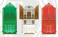 Troumeau by F. Baroque Furniture, Furniture Inspiration, Art Deco, Furnitures, Design, Home Decor, Style, Ideas, Products