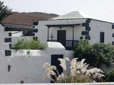 Lanzarote - ein typisch kanarisches Haus im Norden der Insel