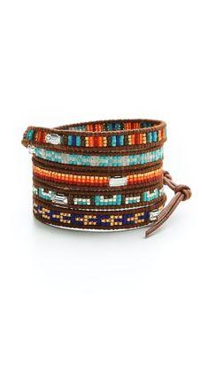 6eb72f5acef Chan Luu Beaded Wrap Bracelet Kralen Wrap Armbanden, Sieraden Armbanden,  Loombandjes, Juwelen Met