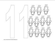 Free Preschool Coloring Pages And Alphabet Activities