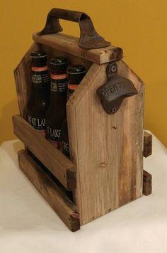 Craft Beer Carrier   Wine Pallet Concepts