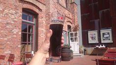 Příjezd na Rugen byl triumfální. Dobré jídlo, dobré pivo.