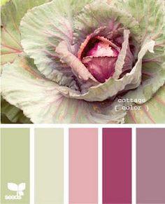 sweet subtle spring palette~