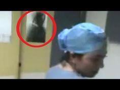 REAL Ghost videos caught on camera COMPILATION P.1 / Los fantasmas mas aterradores captados en video - YouTube