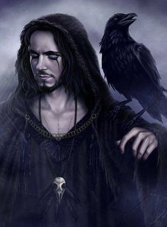 Crows Ravens: #Raven. - Pinned by The Mystic's Emporium on Etsy