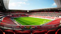 A Arena Pernambuco é um dos grandes projetos da Copa de 2014 no Brasil. Cercado por empreendimentos, o estádio fica em São Lourenço da Mata, zona metropolitana de Recife. www.clickbus.com.br
