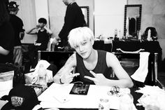 Kai | official SMTOWNnow 140730 update 'The Lost Planet in Chongqing'
