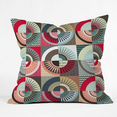 Sharon Turner London Beauty Throw Pillow | DENY Designs Home Accessories #london #pillow #pattern #geometric #denydesigns #sharonturner #home #cushion #art #scrummy