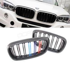 BMW X5 F15 X6 F15 Carbon Fiber Front Grille (1) | 相片擁有者 DCR TUNING