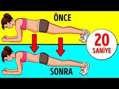 Workout to Tone Belly and Buttocks (Video) Toning Workouts, Easy Workouts, At Home Workouts, Lose Thigh Fat Fast, Lose Belly Fat, Tone Belly, 4 Minute Workout, Bum Workout, Beach Body Ready