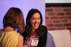 The Times's Sarah Ebner on the British Blogging Now panel