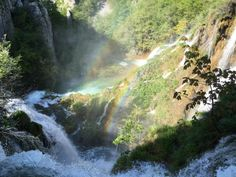 aiiaiiiyo:  [OC] [40323024] Plitvice Lakes Croatia Check this...