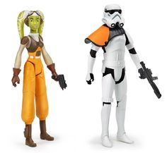 star wars rebel hera | hera syndulla stormtrooper commander from hasbronews star wars rebels ...