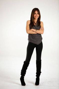 """Vanessa Marcil Giovinazzo. My favorite actress and in my opinion """"The Most Beautiful Girl in the World."""""""