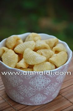Kitchen Recipes, Snack Recipes, Snacks, Diah Didi Kitchen, High Tea, Apple Pie, Biscuits, Chips, Food And Drink