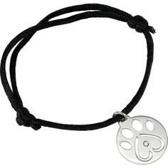 Diamond Our Cause for Paws™ Dog Paw Charm & Bracelet