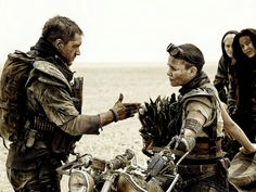 Film Review: Mad Max: Fury Road (2015) - Big Screen Philosophers