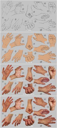 mão a mão