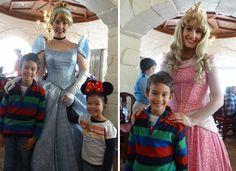 Things to do at Disneyworld #2: Visit with Disney Princesses