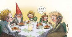 Troll, Illustrator, Disney Characters, Fictional Characters, Lisa, Disney Princess, Books, Painting, Artists