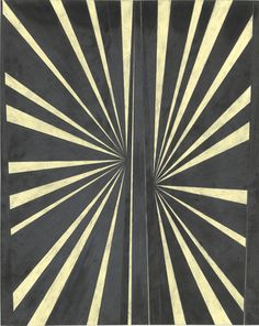 Mark Grotjahn. Untitled (Black and Cream Butterfly 502). 2004. Art Experience:NYC http://www.artexperiencenyc.com/social_login