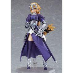 Fate/Grand Order figma : Ruler/Jeanne d'Arc   #fate/grand order #ruler #jeanne d'arc #figma #action figure #hypetokyo