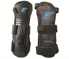 DEMON FLEXMETER WRIST GUARD SINGLE zwart online kopen | De Skihut