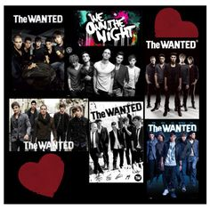 """The Wanted"" by oneposter on Polyvore"