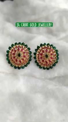 Ear Cuff Jewelry, Jewelry Design Earrings, Gold Earrings Designs, Gold Jewellery Design, Gold Temple Jewellery, Antique Jewellery Designs, Gold Jewelry Simple, Chocker, Tassel