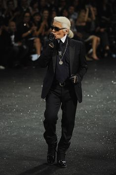 Karl Lagerfeld Has Died leaving behind an extraordinary legacy -