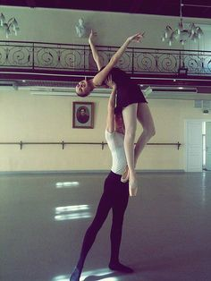 This press looks familiar only this is the Vaganova Academy.