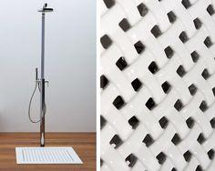 Il piatto doccia Volo di Flaminia prende la segnalazione all'ADI Design Index 2011
