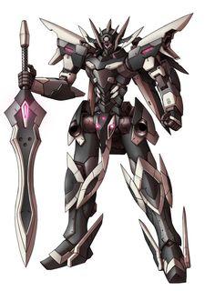 埋め込み画像 Mecha Suit, Armor Clothing, Gundam Mobile Suit, Cool Robots, Sci Fi Armor, Transformers, Gundam Art, Robot Concept Art, Custom Gundam