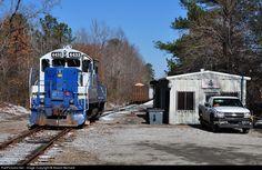 RailPictures.Net Photo: OMLX 4433 OmniTRAX EMD GP7 at Washington , Georgia by Mason Bernard