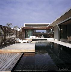 Voelklip House by SAOTA #Architects
