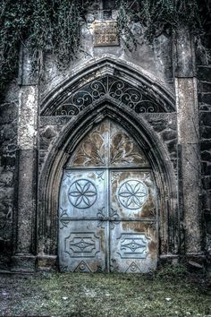 . Another World, Doors, Abandoned Places, Windows, Germany, Gate