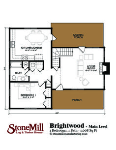 Brightwood Main Floor