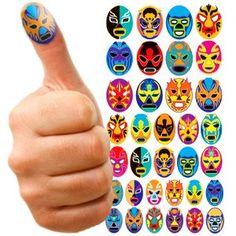 Thumb Wrestling Tattoos