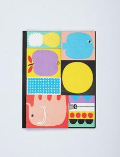 Aino Maija Metsola - Matkoilla - Illustration for stationery / Marimekko / 2013
