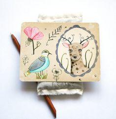 Dear Deer - Postcard Set