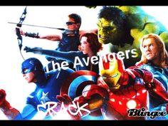 The Avengers Crack!Vid ♥