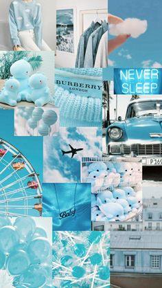 Cute Blue Wallpaper, Purple Wallpaper Iphone, Cartoon Wallpaper Iphone, Cute Patterns Wallpaper, Iphone Background Wallpaper, Retro Wallpaper, Blue Wallpapers, Pretty Wallpapers, Iphone Wallpaper Tumblr Aesthetic